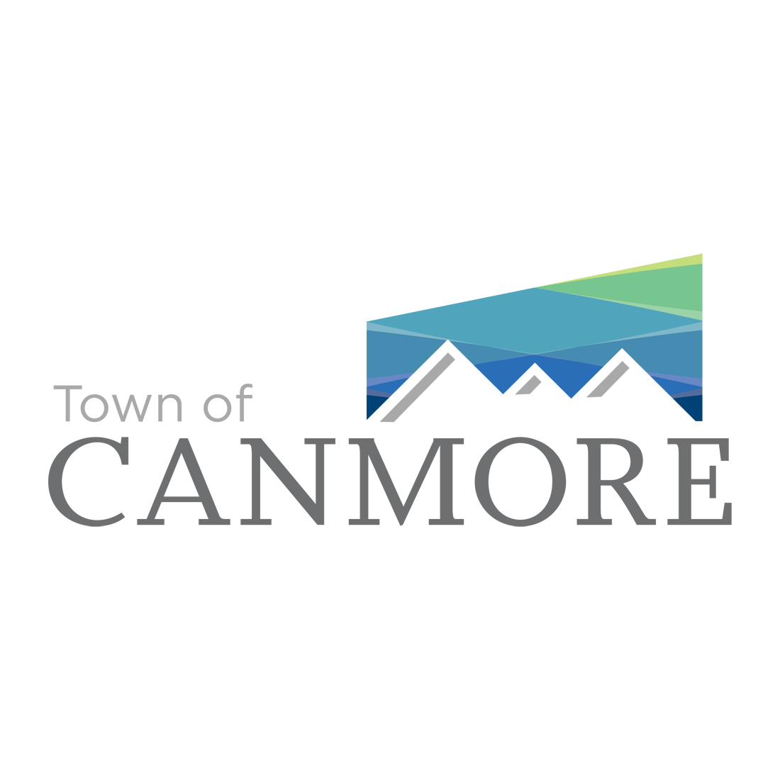 Town of Canmore logo